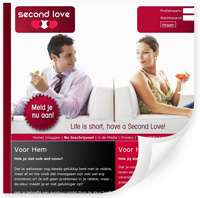 second love dating